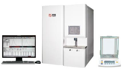 CS-320 高频红外碳硫分析仪技术配置文件
